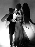 You Were Never Lovelier, Fred Astaire, Rita Hayworth, 1942 Poster