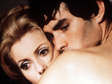 Belle De Jour, Catherine Deneuve, Pierre Clementi, 1967 Photo