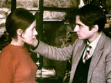 Stolen Kisses, Claude Jade, Jean-Pierre Leaud, 1968 Photo