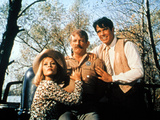 Bonnie And Clyde, Faye Dunaway, Denver Pyle, Warren Beatty, 1967 Prints