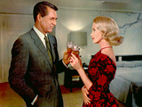 North By Northwest, Cary Grant, Eva Marie Saint, 1959 Plakater