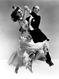 You Were Never Lovelier, Rita Hayowrth, Fred Astaire, 1942 Photo