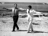 Zorba The Greek, Anthony Quinn, Alan Bates, 1964 Prints
