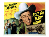 Roll On Texas Moon, Dale Evans, Elisabeth Risdon, Gabby Hayes, Roy Rogers, 1946 Photo