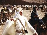 Lawrence z Arábie, Peter O'Toole, 1962 Photo
