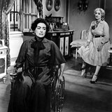 What Ever Happened To Baby Jane, Joan Crawford, Bette Davis, 1962 Photo