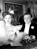Yankee Doodle Dandy, Joan Leslie, James Cagney, 1942 Photo