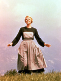 The Sound Of Music, Julie Andrews, 1965 Photo