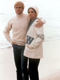 The Way We Were, Robert Redford, Barbra Streisand, 1973 Prints