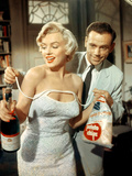 The Seven Year Itch, Marilyn Monroe, Tom Ewell, 1955 Prints