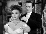 The Picture Of Dorian Gray, Donna Reed, Hurd Hatfield, 1945 Photo