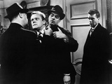 Victim, John Barrie, Nigel Stock, John Cairney, Dirk Bogarde, 1961 Photo
