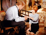 Alfie, Michael Caine, Jane Asher, 1966 Photo