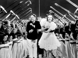 Strike Up The Band, Mickey Rooney, Judy Garland, 1940 Photo