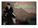 Ossessione, Clara Calamai, Massimo Girotti, 1943 Posters