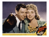 Ringside Maisie, George Murphy, Ann Sothern, 1941 Posters