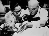 Mad Love, Colin Clive, Keye Luke, Peter Lorre, 1935 Photo