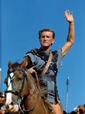 Spartacus, Kirk Douglas, 1960 Photographie