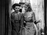 A Tree Grows In Brooklyn, Dorothy McGuire, Joan Blondell, 1945 Photographie