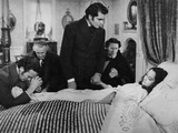 Wuthering Heights, David Niven, Donald Crisp, Laurence Olivier, Flora Robson, Merle Oberon, 1939 Photo
