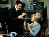 A Shot In The Dark, Peter Sellers, Elke Sommer, 1964 Photographie