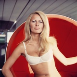 The Italian Job, Margaret Blye, 1969 Photo
