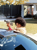 Cleopatra Jones, Tamara Dobson, 1973 Photo