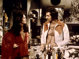The Longest Yard, Anitra Ford, Burt Reynolds, 1974 Photo