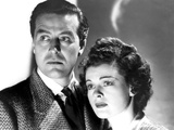 The Uninvited, Ray Milland, Ruth Hussey, 1944 Póster