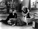 Topper, Cary Grant, Roland Young, Constance Bennett, 1937 Photo