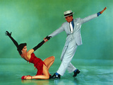 The Band Wagon, Cyd Charisse, Fred Astaire, 1953 Posters