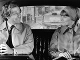 A Touch Of Class, George Segal, Glenda Jackson, 1973 Print