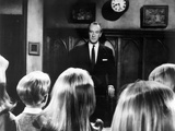 Village Of The Damned, George Sanders, 1960 Prints
