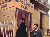 Bedazzled, Peter Cook, Dudley Moore, 1967 Photo