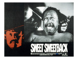 Sweet Sweetback's Baadasssss Song, Melvin Van Peebles, 1971 Photo