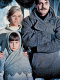 Doctor Zhivago, Julie Christie, Omar Sharif, 1965 Photo