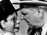 You Can't Cheat An Honest Man, Charlie McCarthy, W.C. Fields, 1939 Photo