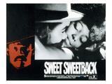 Sweet Sweetback's Baadasssss Song, 1971 Kunstdrucke