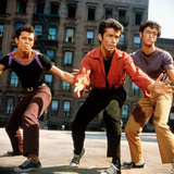 West Side Story, George Chakiris, 1961 Affiche