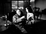 The Uninvited, Donald Crisp, Gail Russell, 1944 Photo
