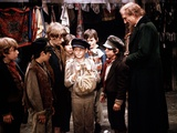 Oliver!, Mark Lester, Ron Moody, 1968 Photo