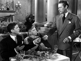 Unfaithfully Yours, Rudy Vallee, Barbara Lawrence, Rex Harrison, 1948 Prints