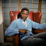 A Patch Of Blue, Sidney Poitier, 1965 Photographie