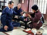 Sayonara, Marlon Brando, Red Buttons, Miyoshi Umeki, 1957 Photo