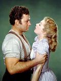 Oklahoma!, Rod Steiger, Shirley Jones, 1955 Posters