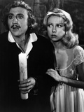 Young Frankenstein, Gene Wilder, Teri Garr, 1974 Prints