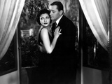 Trouble In Paradise, Kay Francis, Herbert Marshall, 1932 Poster