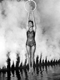Million Dollar Mermaid, Esther Williams Performing A Musical Ballet, 1952 Photo