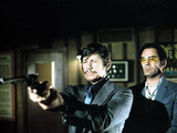 Death Wish, Charles Bronson, Stuart Margolin, 1974 Photo