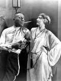 Foolish Wives, Erich Von Stroheim & Maude George, 1922 Photo